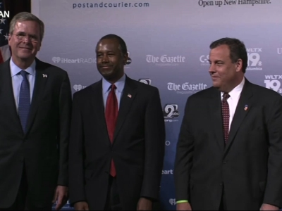 GOP presidential forum previews first debate