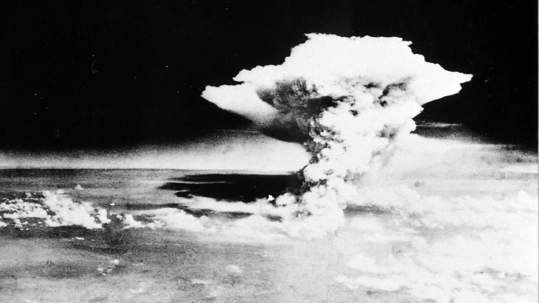 Atomic bomb still scars Hiroshima, seven decades later