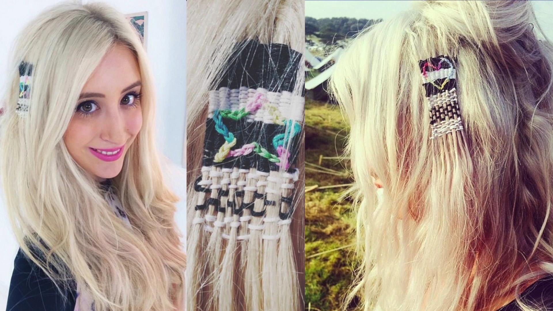 Woven hair takes Instagram by storm
