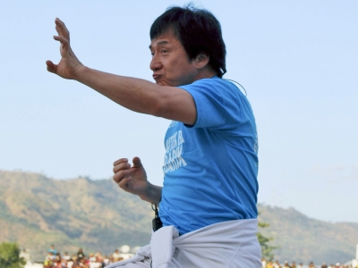 Jackie Chan Is an Actor Not a Fighter