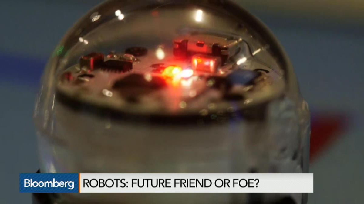 In a Robot World What Jobs Will Be Left for Humans?