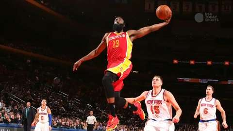 NBA Daily Hype: Harden could cash in with Adidas deal