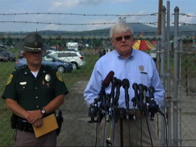 Father, daughter killed in NH circus tent collapse