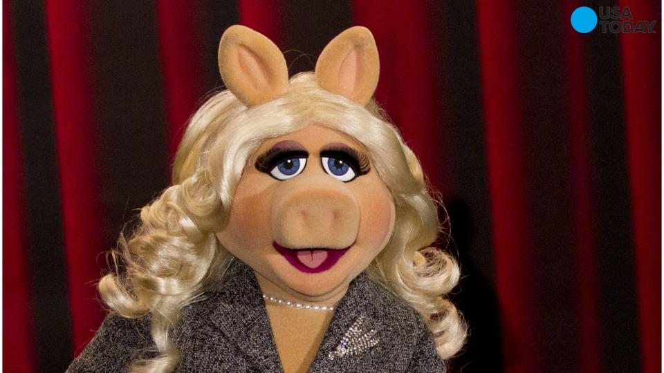 Miss Piggy and Kermit break up ahead of new ABC Muppets show