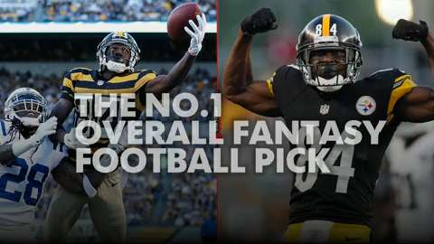 Who should be the No. 1 fantasy football pick?