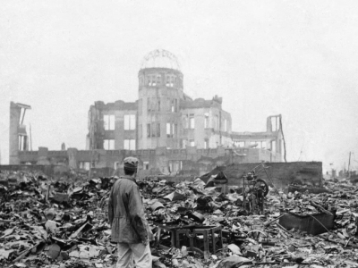 Woman Recalls Surviving Hiroshima A-Bomb
