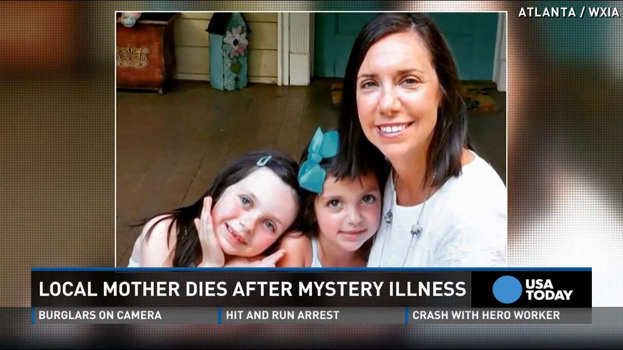 Mystery Illness claims mom's life in two weeks