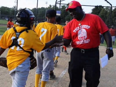 Chicago Cops and Kids Create League of Their Own