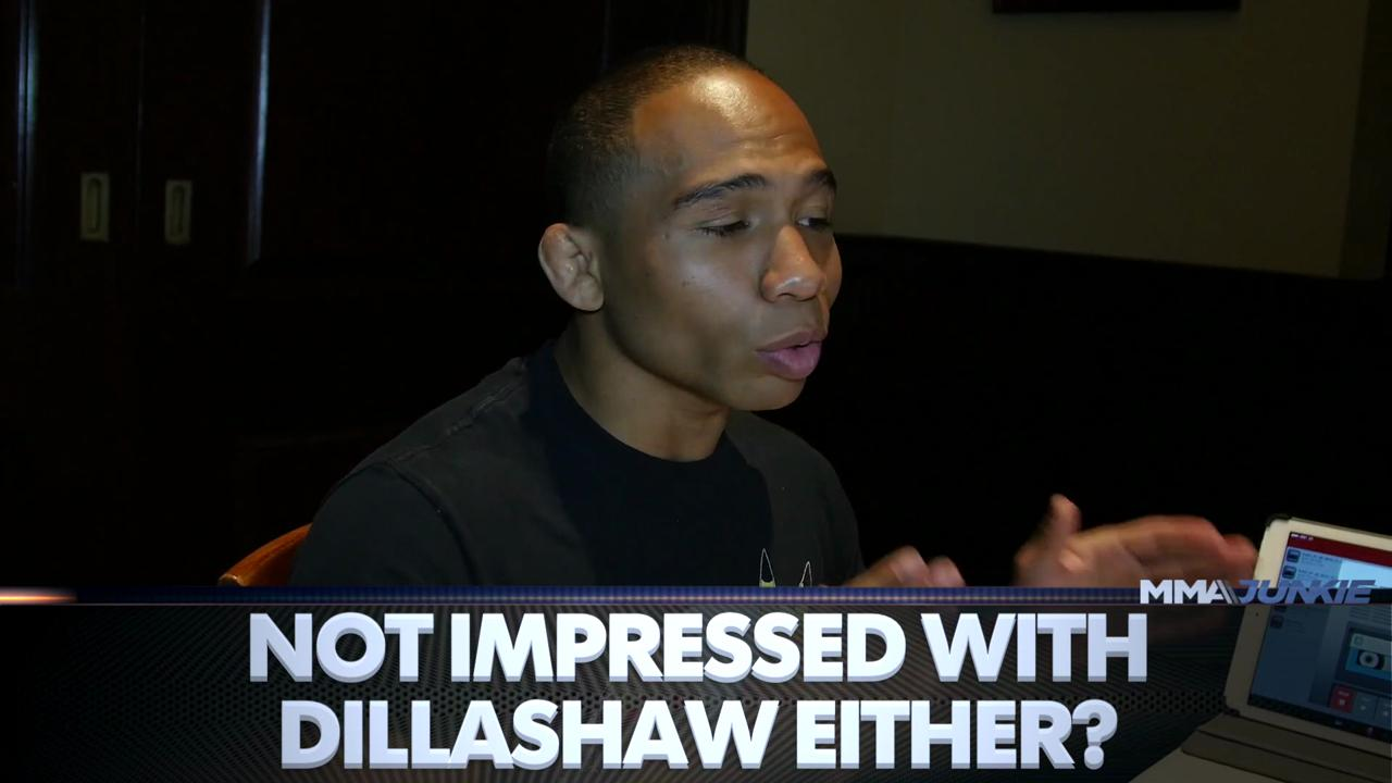 John Dodson planning to take belt from Demetrious Johnson, then T.J. Dillashaw