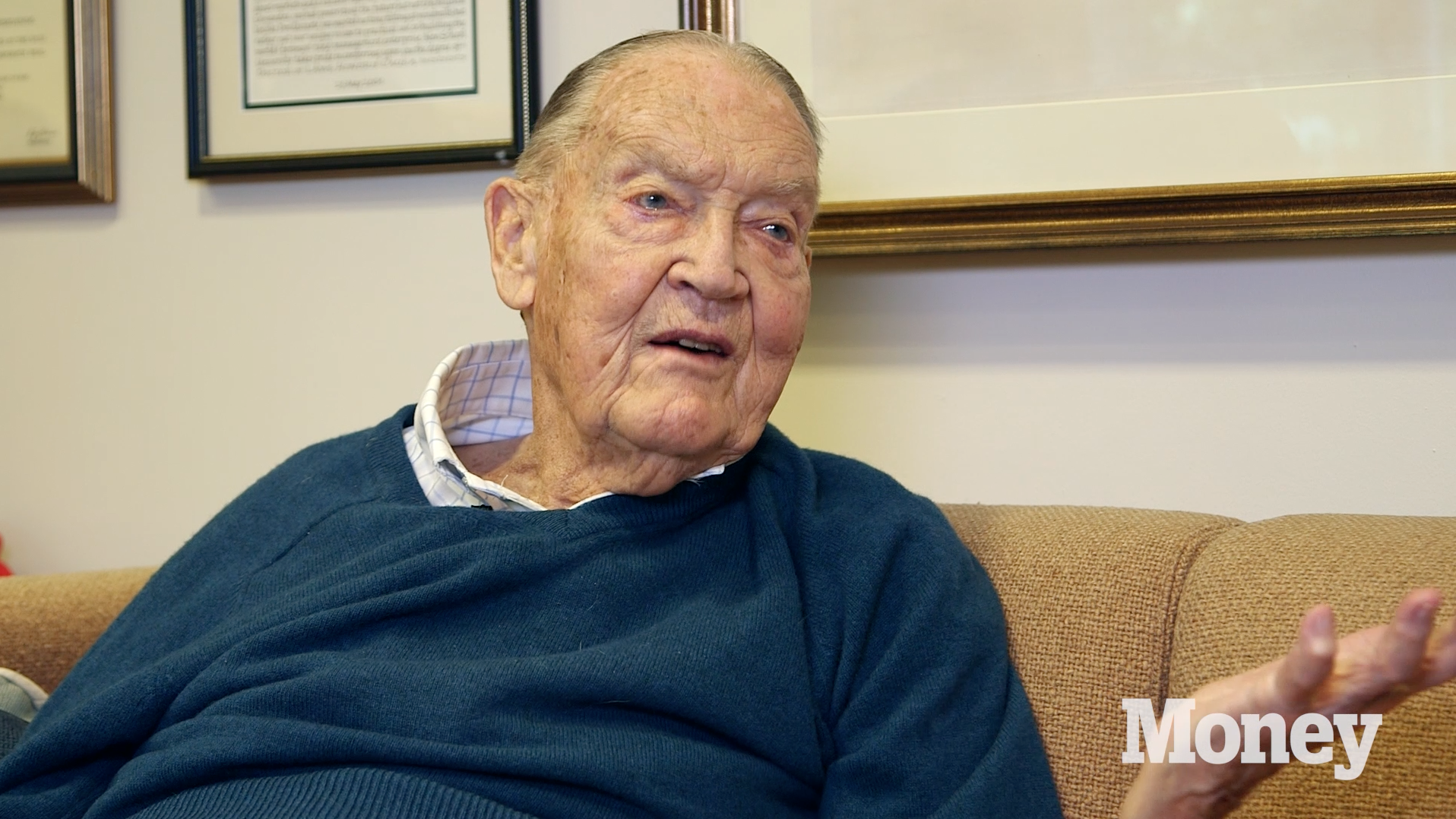 Jack Bogle's Father's Day advice