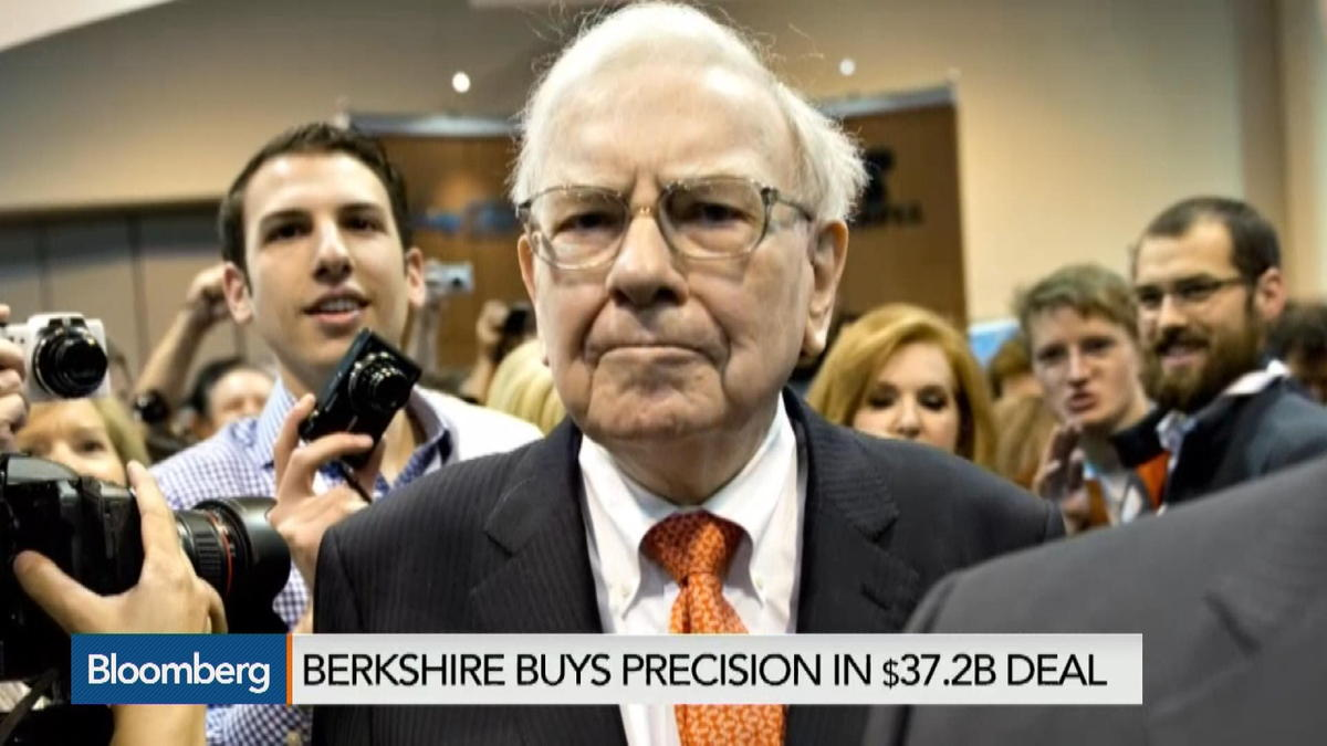 Inside Warren Buffett's $37.2B Precision Castparts Deal