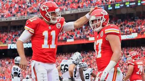 Expectations sky high at Chiefs training camp