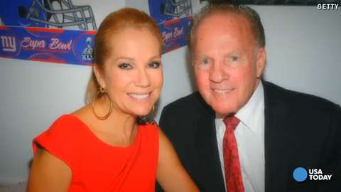 Frank and Kathie Lee Gifford honored on 'Today'