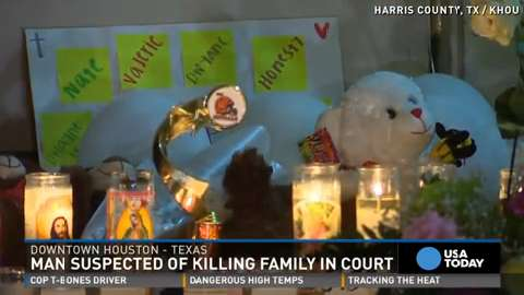 Mom texted for help before she and her family were killed