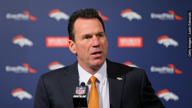Are The Denver broncos turning football into Moneyball?