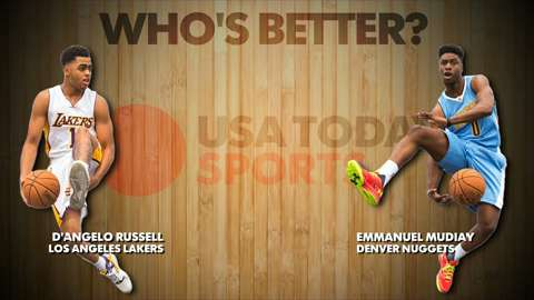 Who's Better? D'Angelo Russell or Emmanuel Mudiay