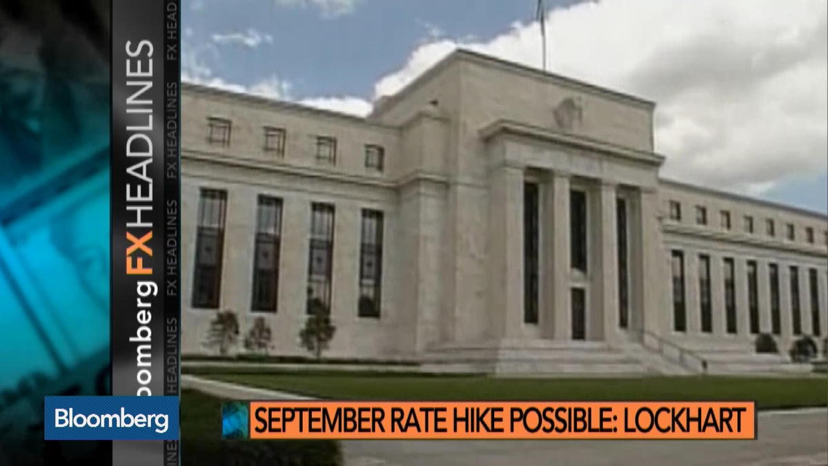 September rate hike possible