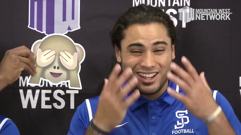 Many (Emoji) Faces of the Mountain West