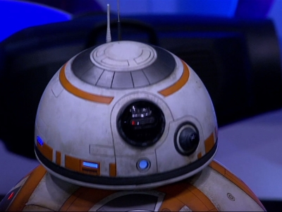 Startup brings new 'Star Wars' BB-8 droid to life