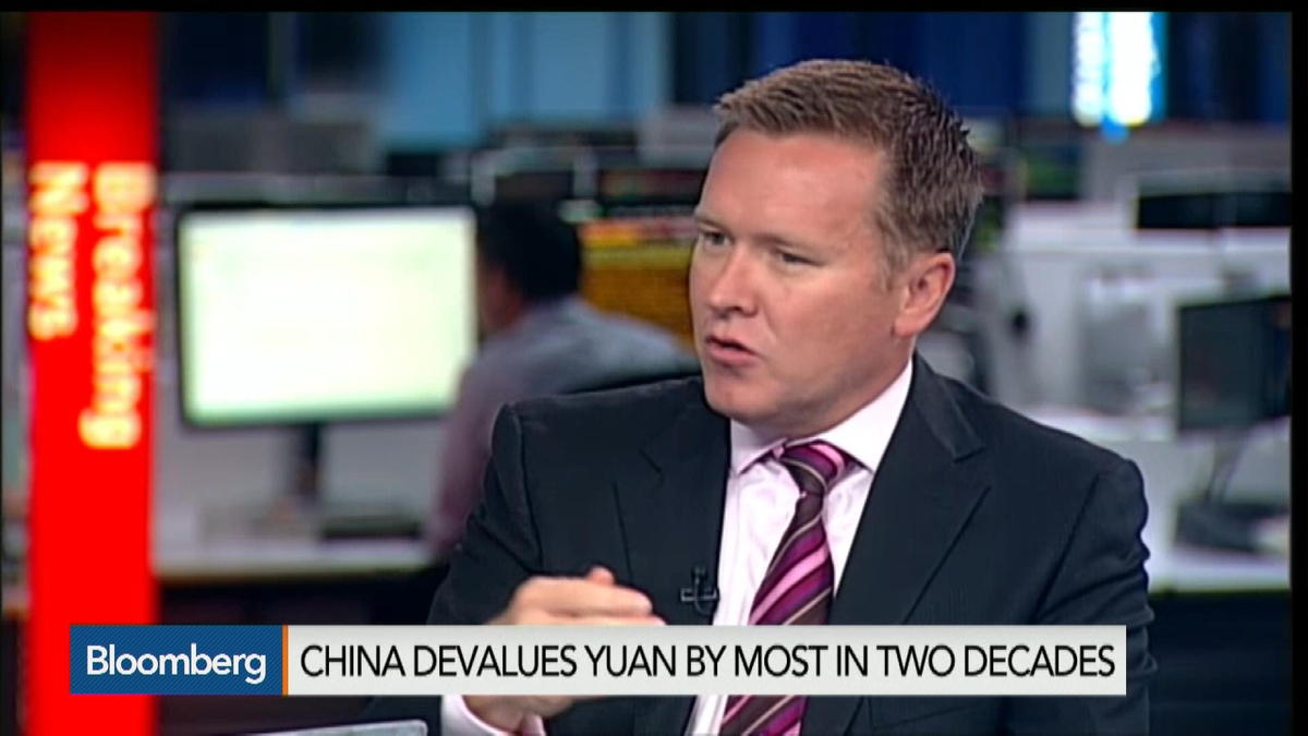 China devalues Yuan to combat slowdown