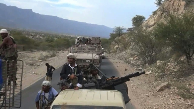 Yemen loyalists make more gains in southern offensive