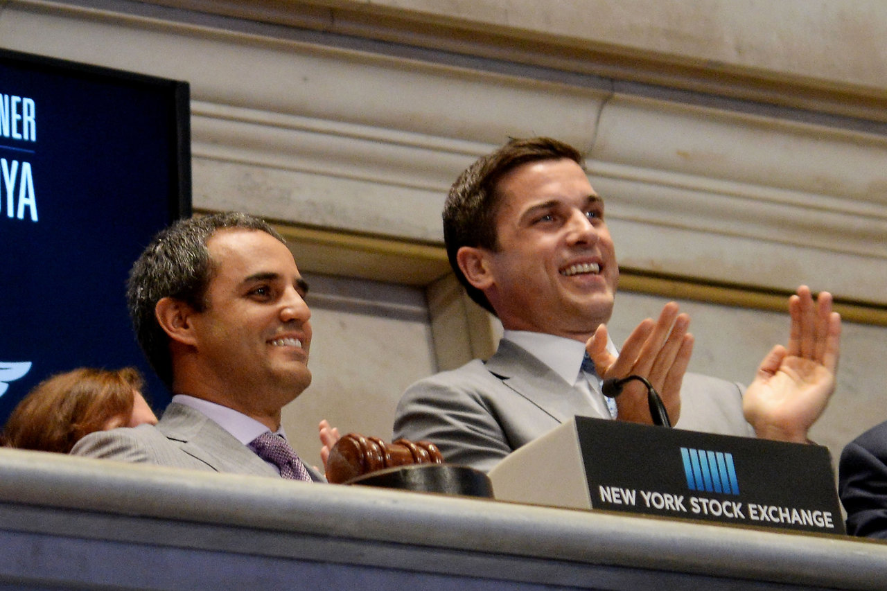 How the NYSE is transforming its legacy