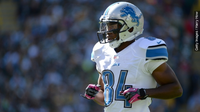 Lions' WR Ryan Broyles doesn't live like a millionaire