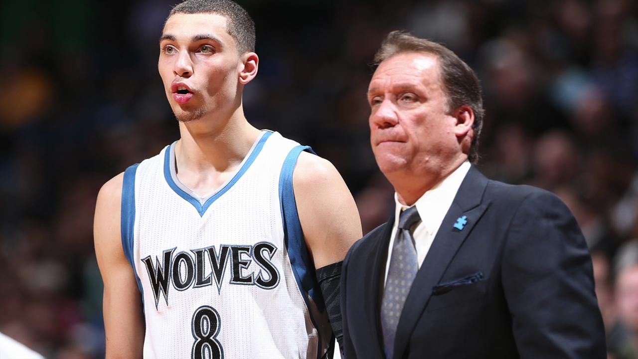 Flip Saunders undergoing treatment for cancer