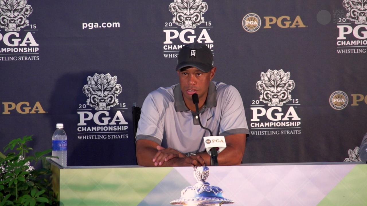 How Tiger Woods' mindset has changed at the PGA Championship