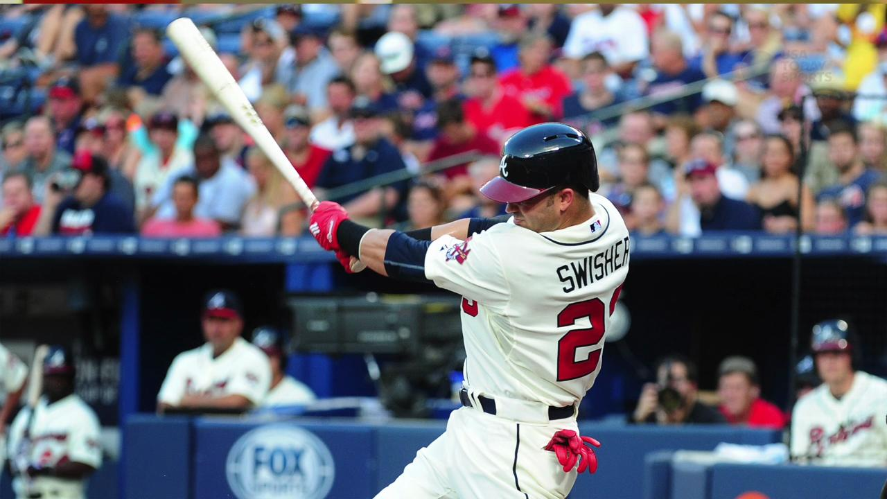 MLB Fantasy Focus:Visiting the Indians & Braves waiver trade