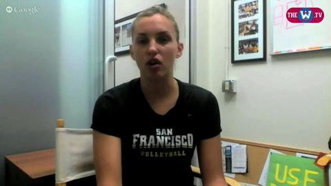 Best of Summer Hangout with USF's Jurja Vlasic