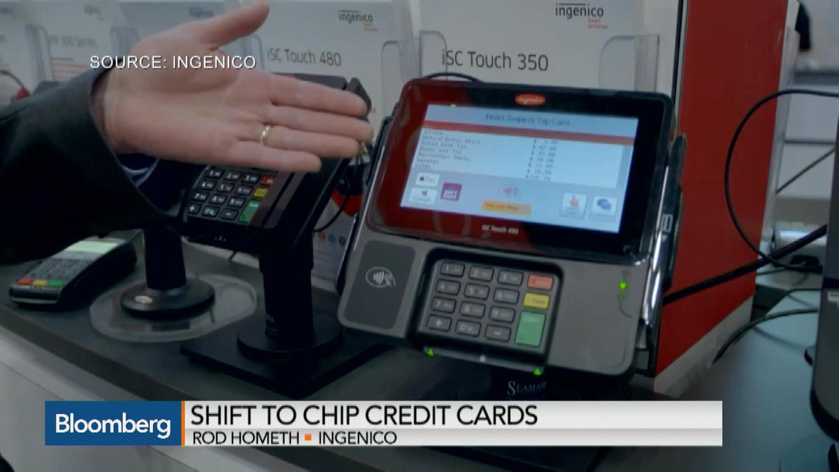 Many retailers haven\'t met deadline for chip-card readers