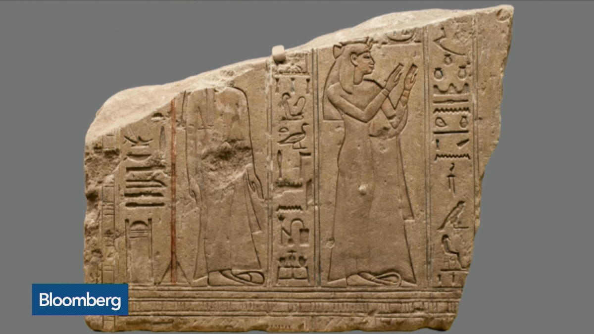 Women in ancient Egypt had same legal rights as men