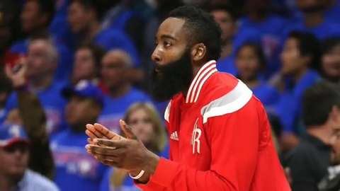 James Harden reaches huge endorsement deal with Adidas