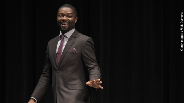 "British actor David Oyelowo sent the black Bond movement into a frenzy after it was announced he would narrate upcoming audiobook ""Trigger Mortis.""