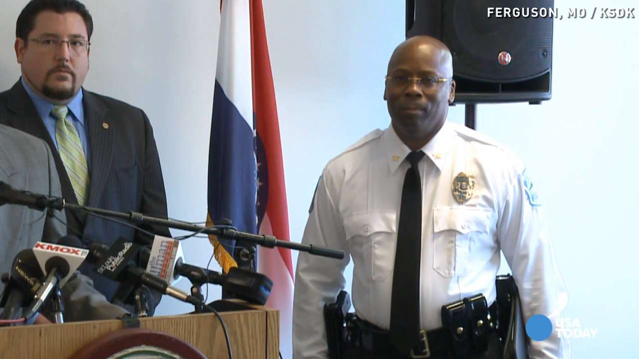 New Ferguson police chief's past raises questions