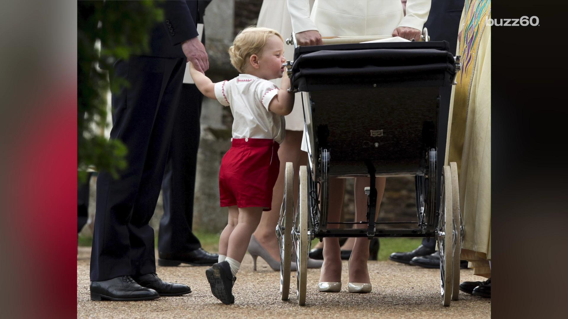 Kensington Palace warns paparazzi to back off Prince George