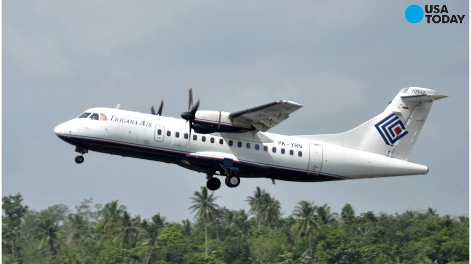 Indonesian airliner crashes with 54 onboard