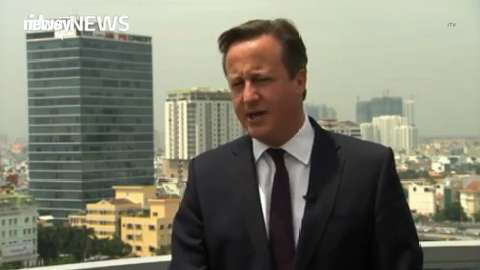 Cameron's answer to 'Calais Crisis' is more border security