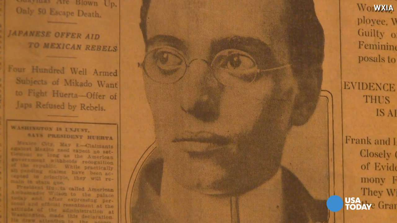 Leo Frank's lynching remembered 100 years later