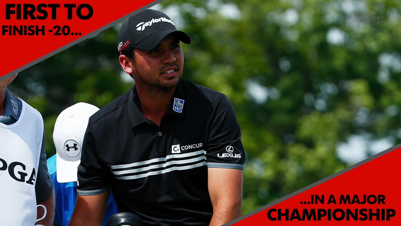 Jason Day makes history at PGA Championship