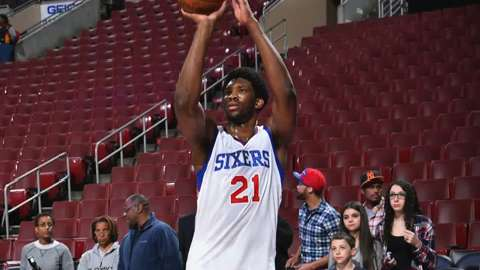 NBA Daily Hype: Joel Embiid will have foot surgery this week