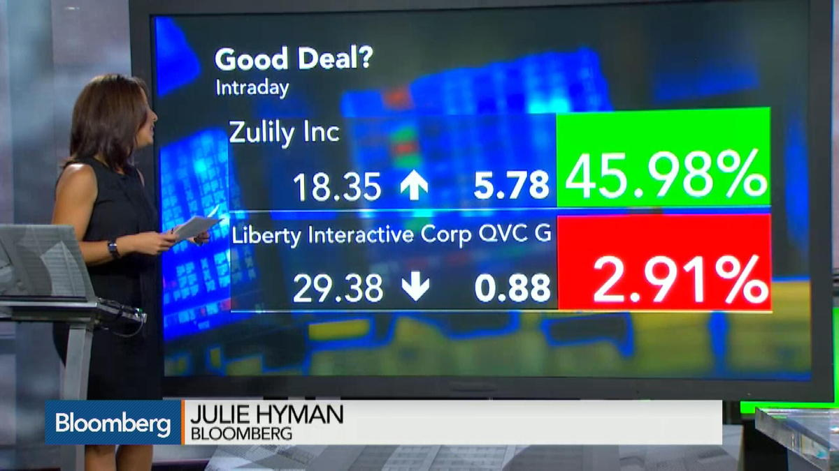 Liberty Interactive's QVC to buy Zulily