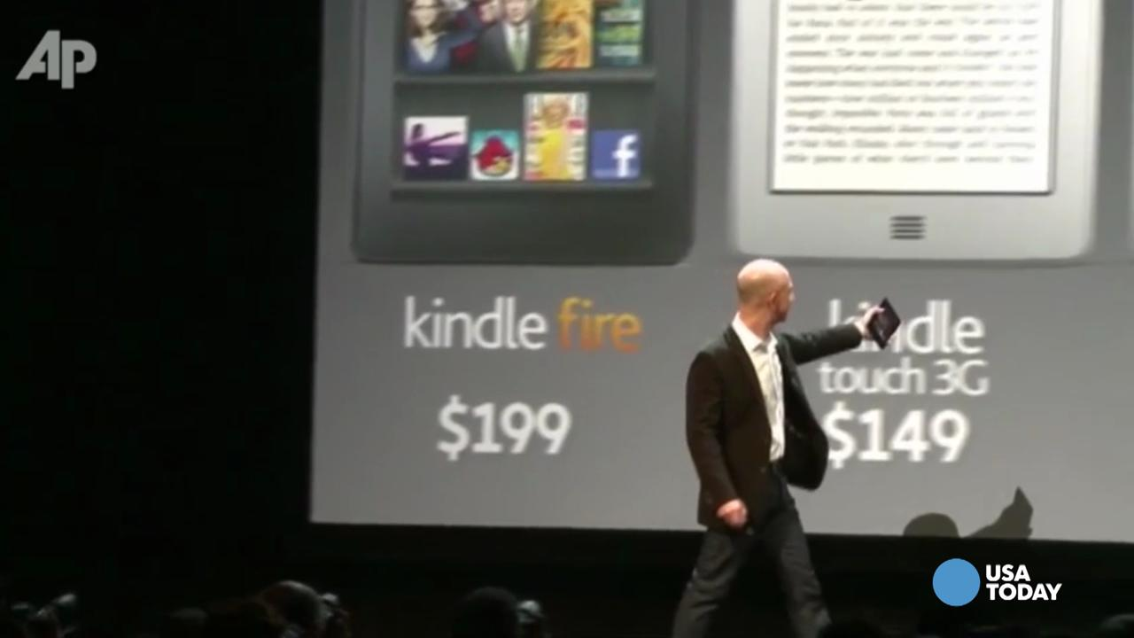 Bezos defends working conditions at Amazon