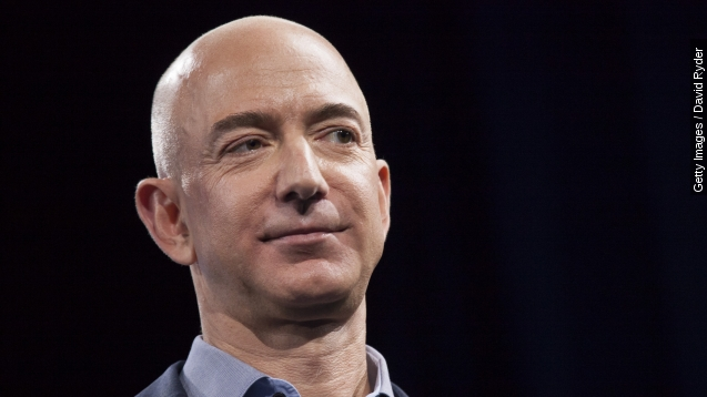 Amazon CEO wants his employees to read New York Times report