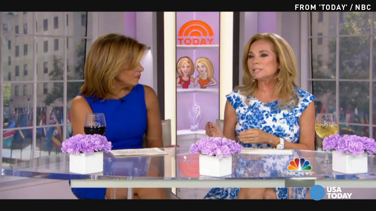 Kathie Lee, Frank Gifford 'laughed up to the very end'