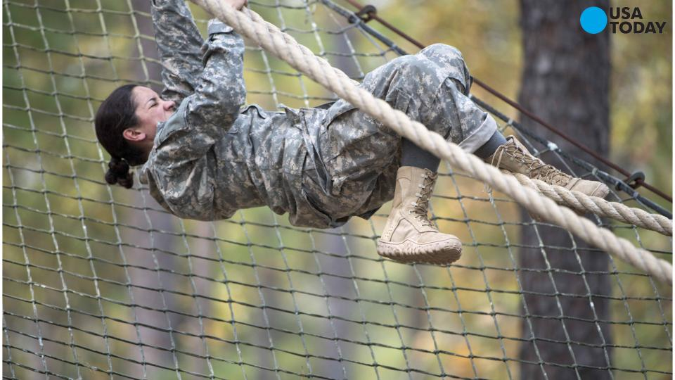 First two women set to graduate from Army Ranger school