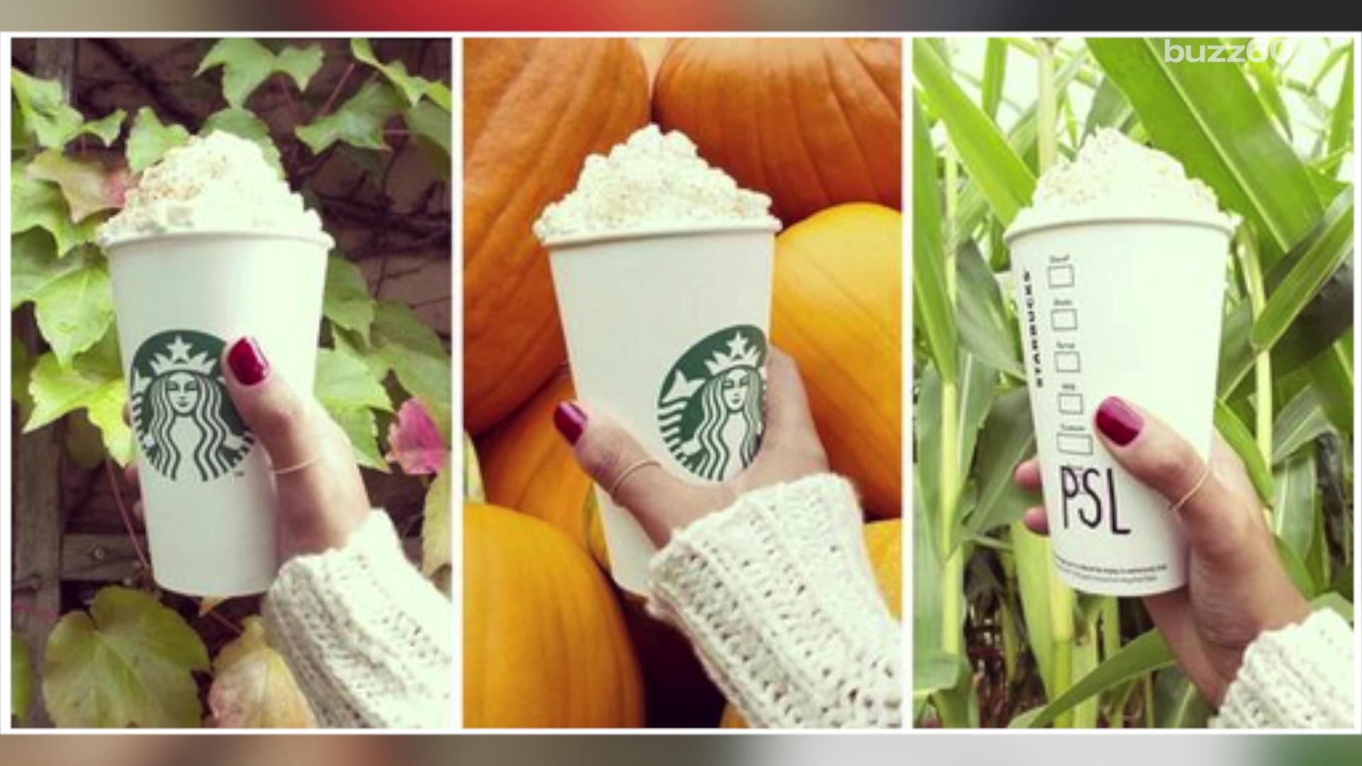 Starbucks adding actual pumpkin to its Pumpkin Spice Lattes