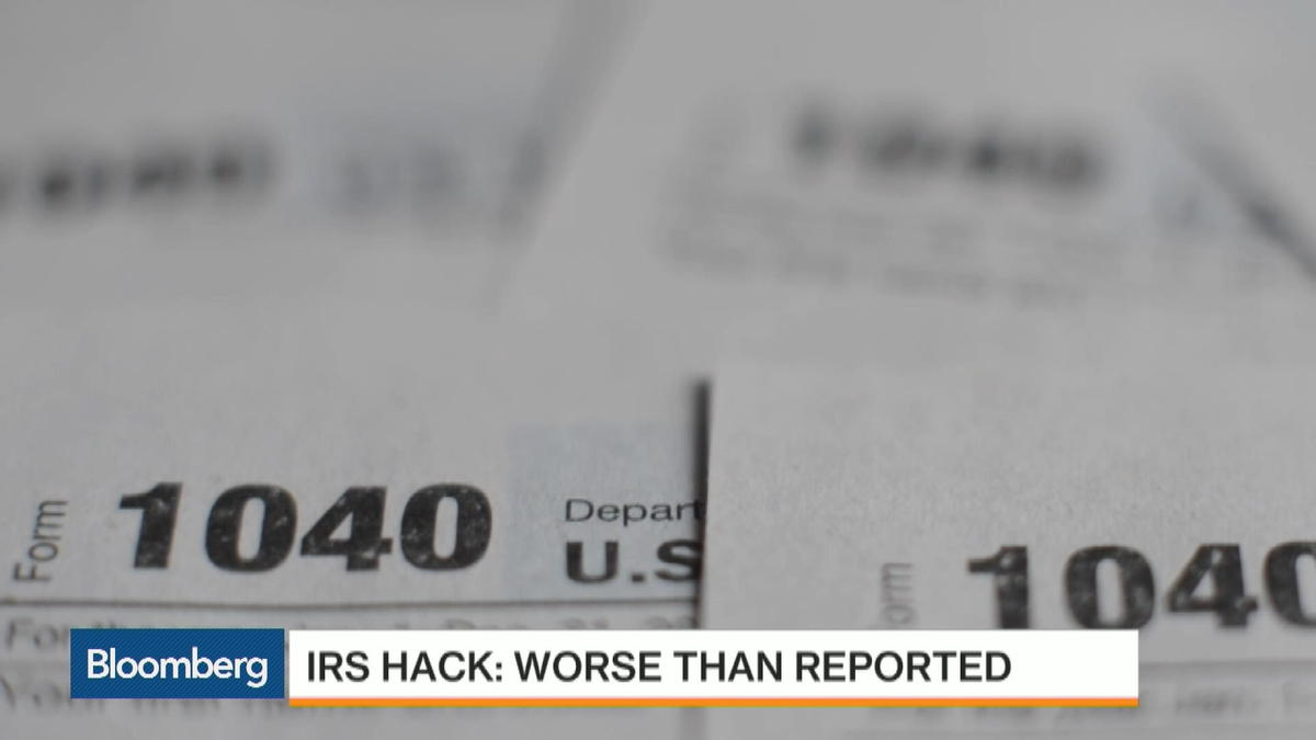 Worse than reported: How the IRS hack affects you