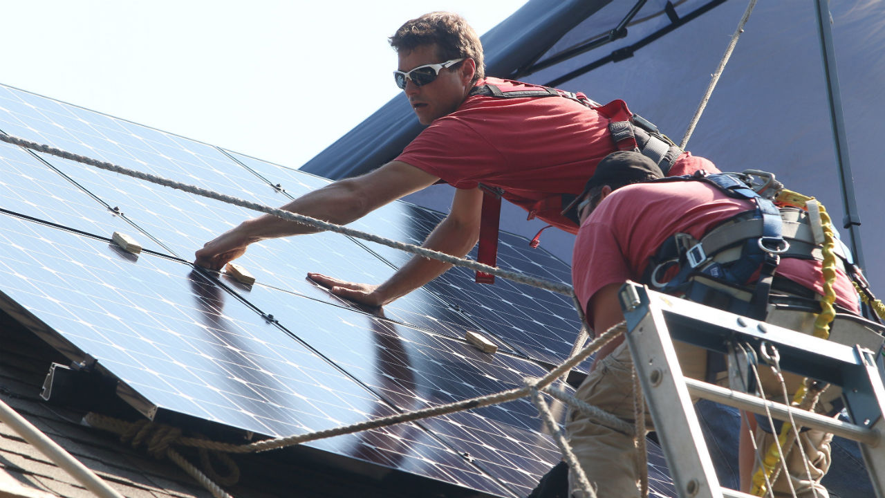 Google calculates how much you'd save with solar